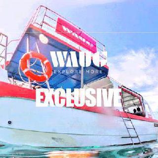 지금 HOT한 인기 액티비티 : 와그 핑크 코타키나발루 다이나믹 호핑 투어 이미지