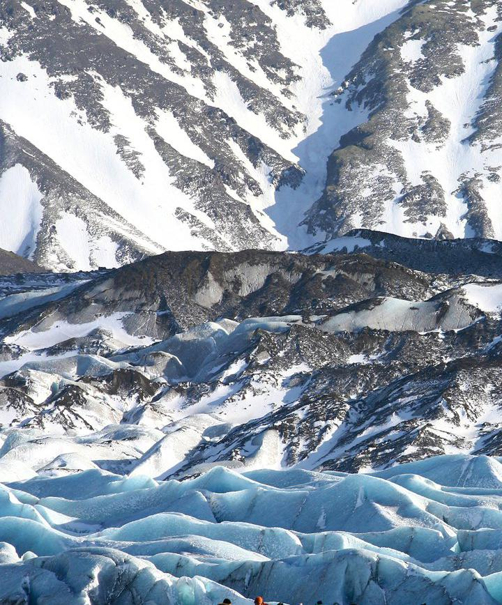 아웃도어_새하얗게 빛나는 얼음산, 스카프타펠에서 빙하 트래킹하기 이미지
