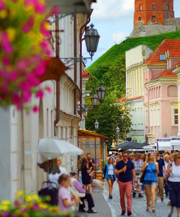 쇼핑_합리적인 가격으로 발트 3국 북유럽 쇼핑 즐기기 이미지
