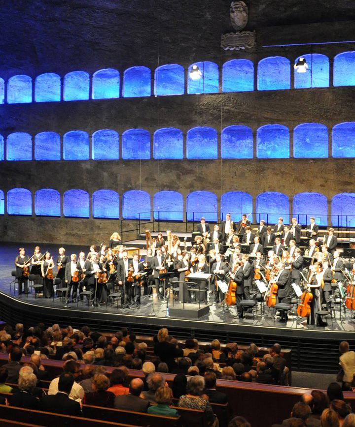 문화예술_유럽 3대 음악축제 잘츠부르크 페스티벌에서 하모니 즐기기 이미지