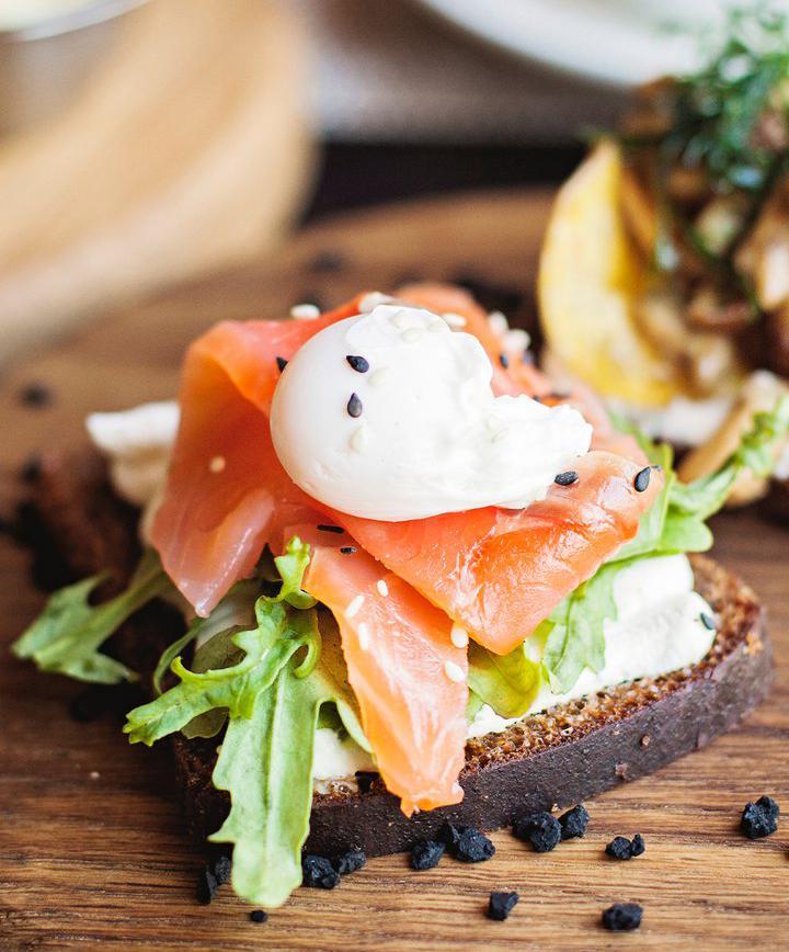 푸드_푸짐함의 끝판왕, 덴마크의 오픈 샌드위치 스뫼레브레드 맛보기 이미지