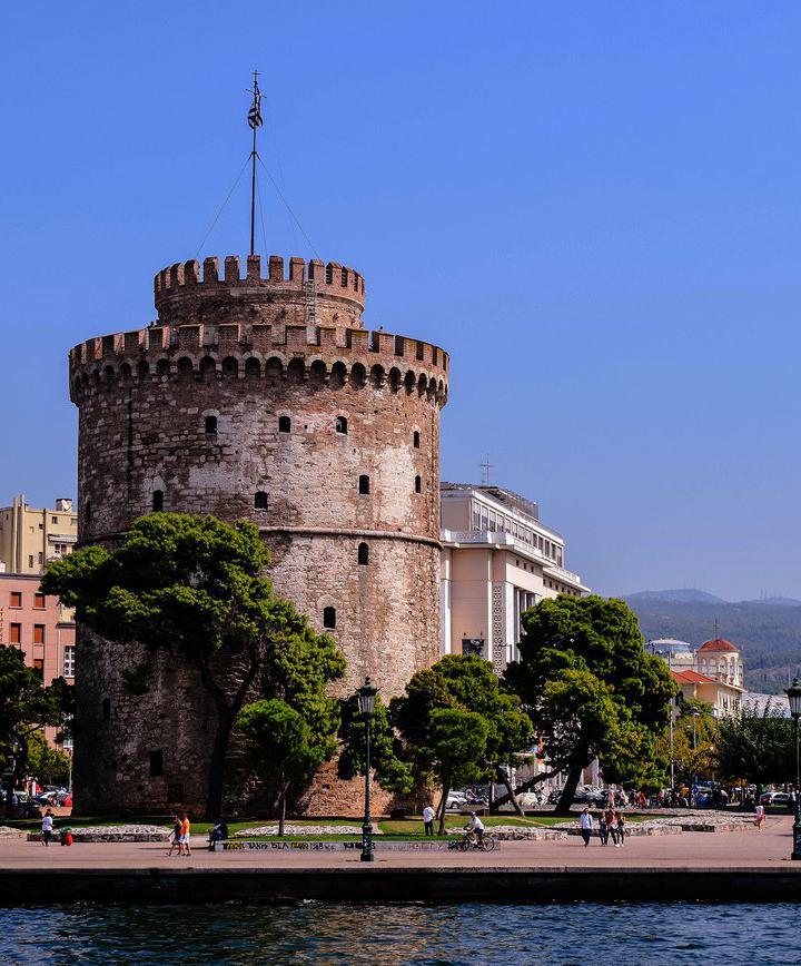 여행_그리스 제2의 도시, '테살로니키'에서 비잔틴 제국의 찬란한 문화유산 감상하기 이미지