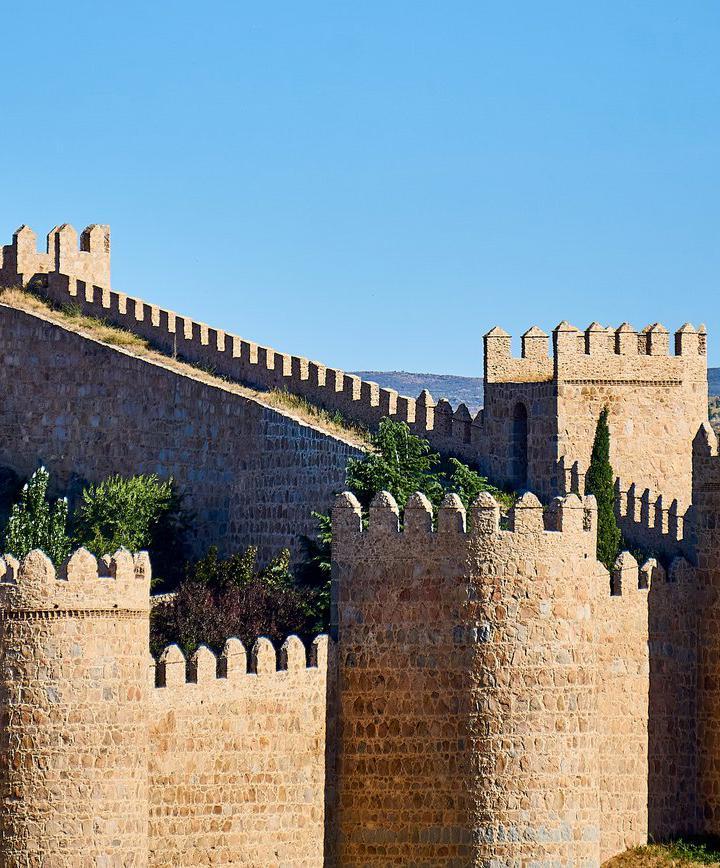 여행_스페인 중세 도시, '아빌라' 성벽 따라 구시가지 돌아보기 이미지
