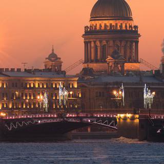 러시아의 유럽풍 운하 도시, '상트페테르부르크' 여행하기