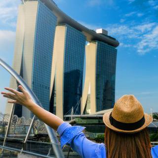 안전한 도시 싱가포르로 나 홀로 여행 떠나기
