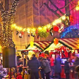 불빛으로 물드는 밤, '자그레이브'에서 화려한 크리스마스 축제 즐기기