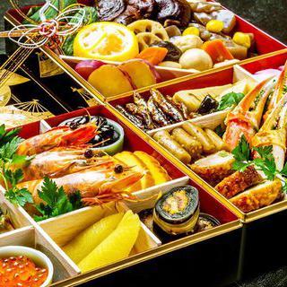 일본 새해 음식 오세치를 먹으며 신년 맞이하기