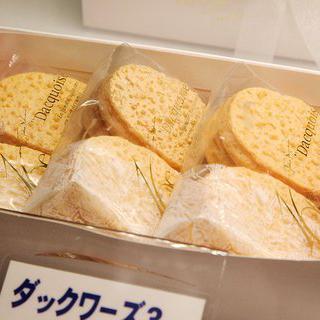 후쿠오카에서 일본식 '다쿠아즈' 맛보기