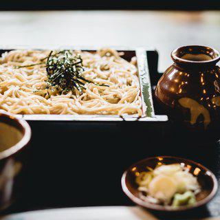아카마차야 아사고에서 일본 소바의 진수 만나기
