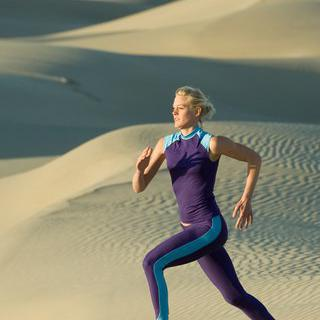'죽음의 레이스', 사하라 사막에서 마라톤 하기