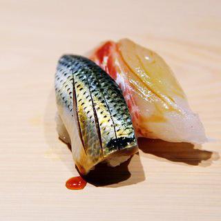 미슐랭 3스타 '스시 교텐'의 초밥 맛보기