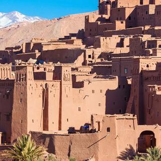 영화 <글래디에이터> 촬영지, '아이트 벤 하도우'에서 모로코 전통 가옥 감상하기