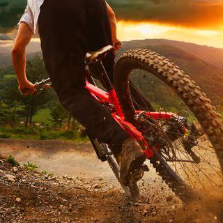발파라이소에서 아찔한 자전거 대회 'MTB' 관전하기