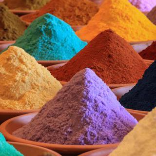 유서 깊은 역사의 모로코 페즈 가죽 염색장 탐방하기