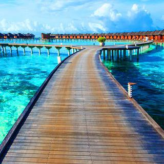모두가 꿈꾸는 환상의 섬, 몰디브 '말레'에서 휴양하기