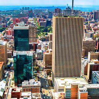 남아공의 황금 도시, 요하네스버그 여행하기