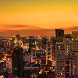 150년의 역사를 담고 있는 캄보디아 왕궁 도시, '프놈펜' 여행하기