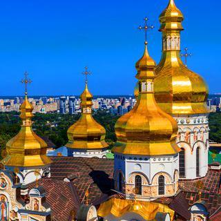 문화 중심지 '키예프'에서 도미션 대성당 관람하기