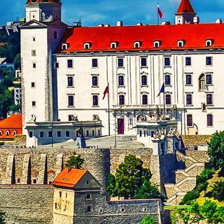 고요한 예술의 도시, '브라티슬라바' 여행하기
