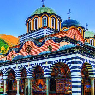 역사를 간직한 세계유산, 릴라 수도원 성지 순례하기
