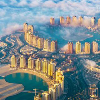 카타르 국왕의 도시 '도하'에서 왕실의 흔적 찾기