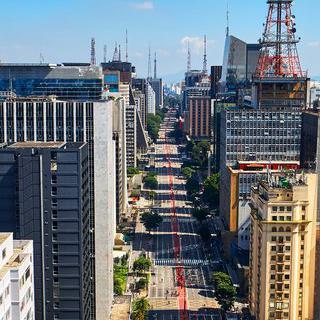 상파울루의 랜드마크, '빠울리스따 광장'에서 산책하기