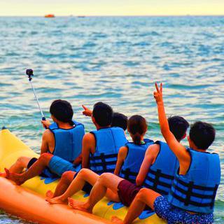 강바람에 날리는 일상 스트레스! '양평'에서 수상 레포츠 즐기기