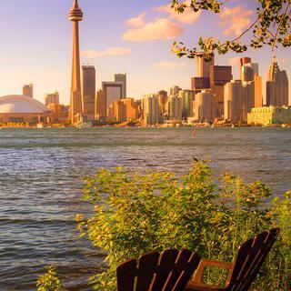 활기찬 에너지를 품은 '토론토'에서 천혜의 자연 엿보기