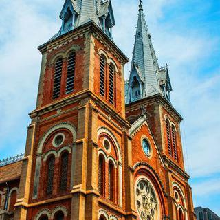 동양의 파리, '호치민'에서 유서 깊은 건축물 감상하기