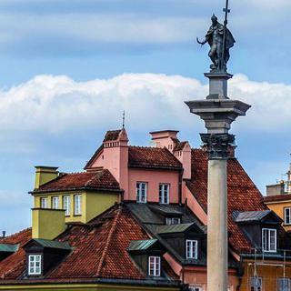 폴란드를 대표하는 문화 관광 도시 바르샤바 여행하기