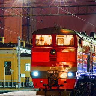 우랄 산맥을 가로지르는 '예카테린부르크'에서 열차 여행 즐기기