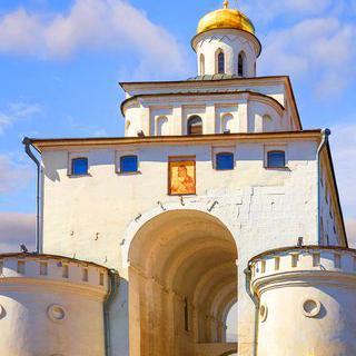 골든링 '블라디미르'에서 중세 러시아의 황금시대 엿보기