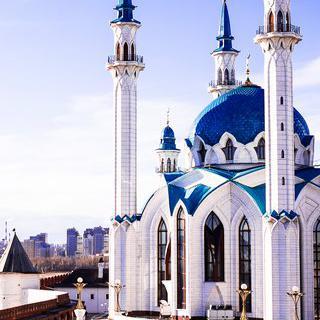 러시아 정교회 대성당과 이슬람 모스크가 공존하는 '카잔'의 건축물 감상하기