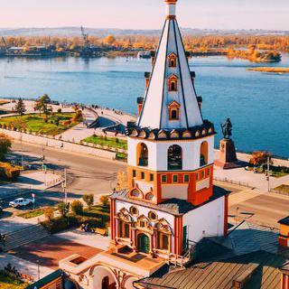 시베리아의 푸른 눈, 바이칼 호수를 품은 '이르쿠츠크' 역사 탐방하기