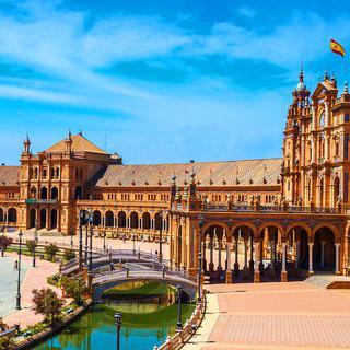 열정의 도시 세비야에서 원조 '스페인 광장' 방문하기