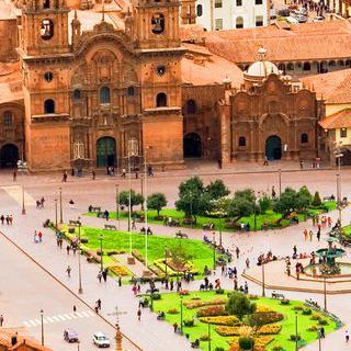 잉카 문명과 함께한 역사, '아르마스 광장' 방문하기