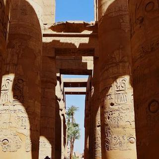 신과 파라오의 땅, '룩소르'에서 위대한 이집트 문명 엿보기