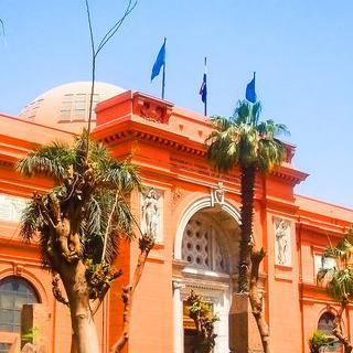 유구한 고대  역사의 흔적이 새겨진 '이집트 박물관' 관람하기