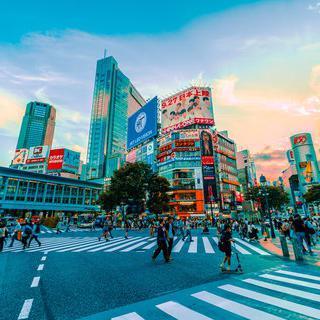동아시아에서 느껴보는 이국적인 분위기, 도쿄