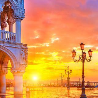 바다와 마주한 세계문화유산, 베네치아의 '산 마르코 광장' 걸어보기