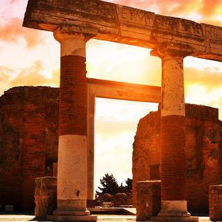 재앙이 남긴 역사, '폼페이'에서 고대 로마로의 시간 여행 떠나기