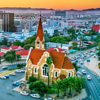 새롭게 정의되는 아프리카, '빈트후크' 여행하기