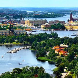 북유럽의 베네치아, 스톡홀름의 '로얄 내셔널 시티파크' 산책하기