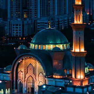 화려하게 빛나는 고층빌딩 숲, '쿠알라룸푸르'의 야경 감상하기