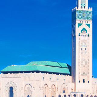 대서양 대표 항구, 카사블랑카를 지키는 '하산 2세 모스크' 방문하기