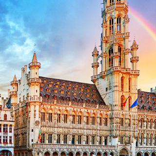 섬세함의 결정체, '브뤼셀'의 아름다운 거리 걸어보기