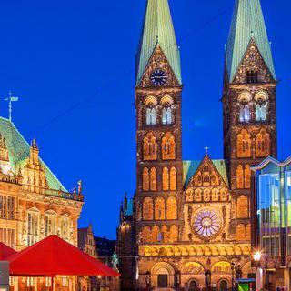 동화의 도시, '브레멘'에서 중세 문화유산 탐방하기