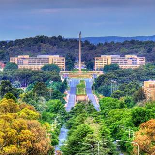 자연 친화적 예술 도시 '캔버라'에서 도시 문화 탐방하기
