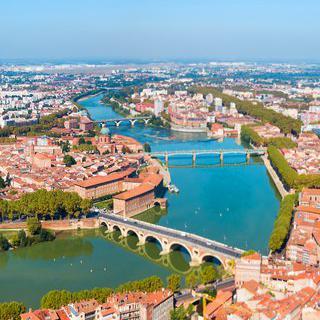 그림처럼 아름다운 핑크빛 도시 '툴루즈' 여행하기