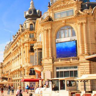 젊음의 도시, '몽펠리에'에서 1,000년 역사의 건축물 탐방하기